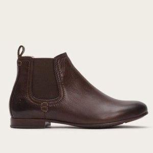 FRYE Jillian Chelsea Boots NIB - Dark Brown